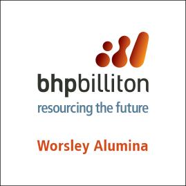 BHP Billiton Worsley Alumina