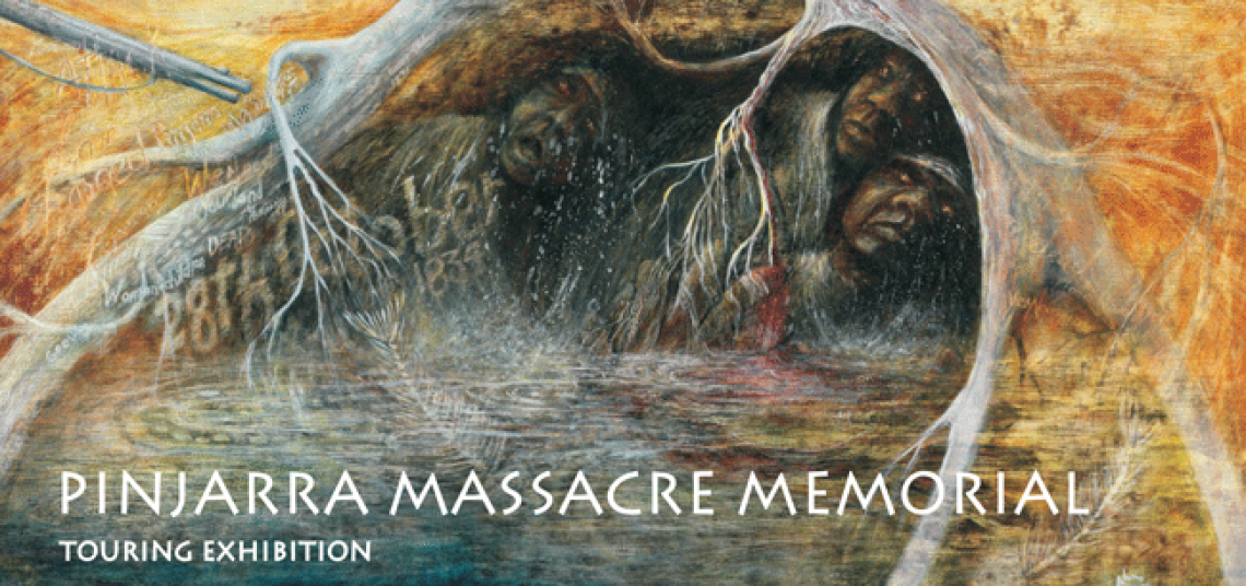 Pinjarra Massacre Memorial: Touring Exhibition