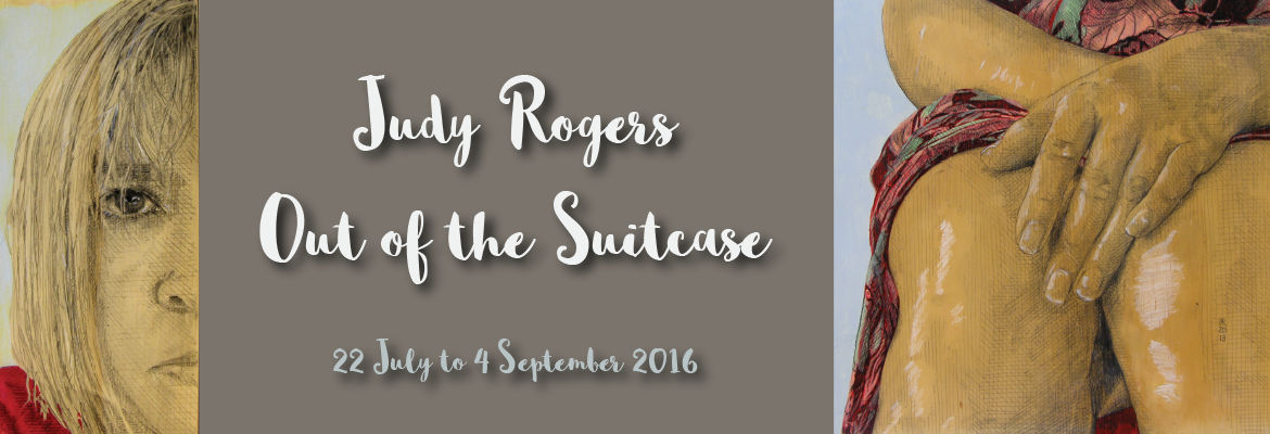 Judy Rogers - Watch this Space