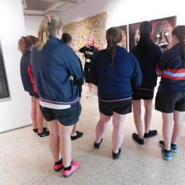 Students gain insight to An Internal Difficulty