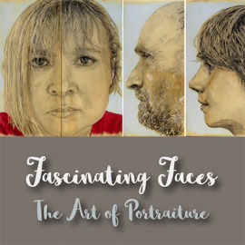 Get in quick for Judy Rogers' portraiture workshops