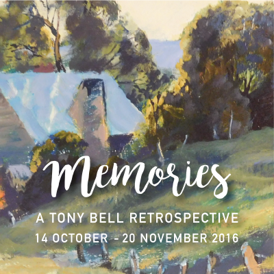 Memories – A Tony Bell Retrospective
