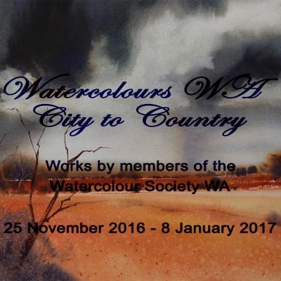 Watercolours WA – City to Country