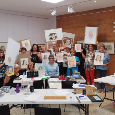 Watercolour Workshops