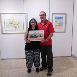 Donation to Collie Art Gallery
