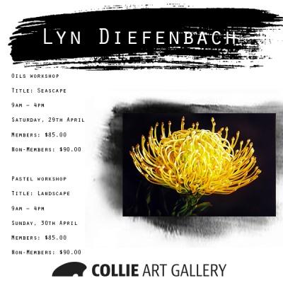 Lyn Diefenbach's Workshops in Collie