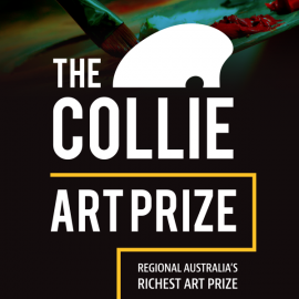 Last chance to enter $50,000 Collie Art Prize