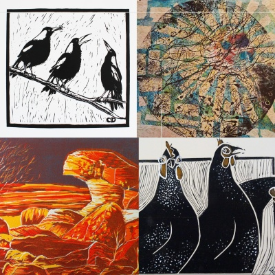 Printmakers join Leon Pericles