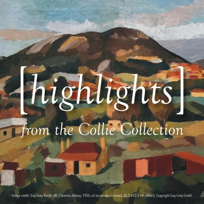 Highlights from the Collie Collection