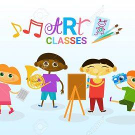 Colour Kids Classes Start Soon