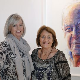 Collie 'Identity' wins the Collie Art Prize People's Choice