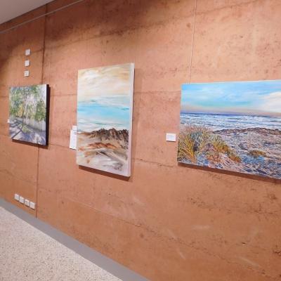 Dardanup Art Trail in Studio Gallery