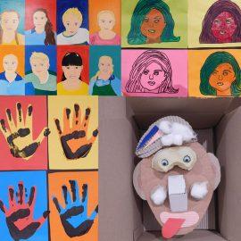 Colourful Kids Art Program to Start Soon