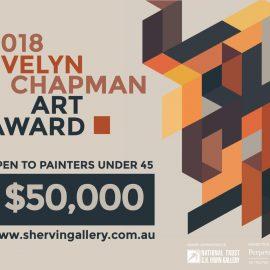 Inaugural Evelyn Chapman Art Award
