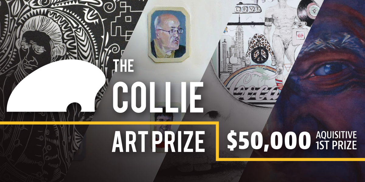 Collie Art Prize Entry Payment 2020
