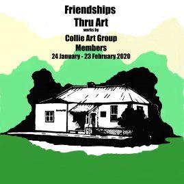 Friendships Thru Art
