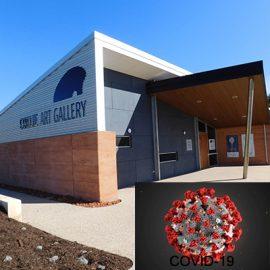 Temporary Closure of Gallery
