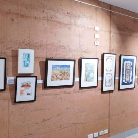Feature Wall Exhibition to Re-start