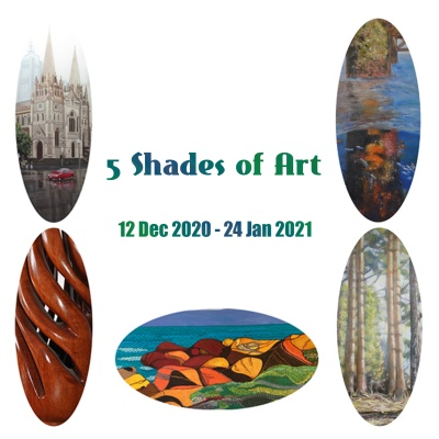 5 Shades of Art